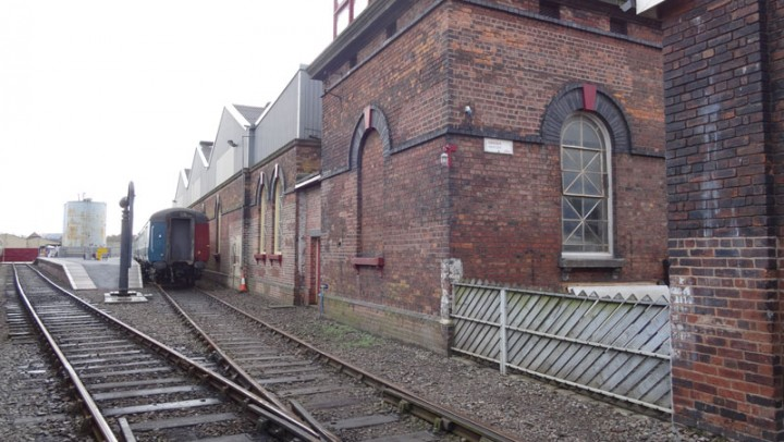 Barrow Hill Roundhouse Extension