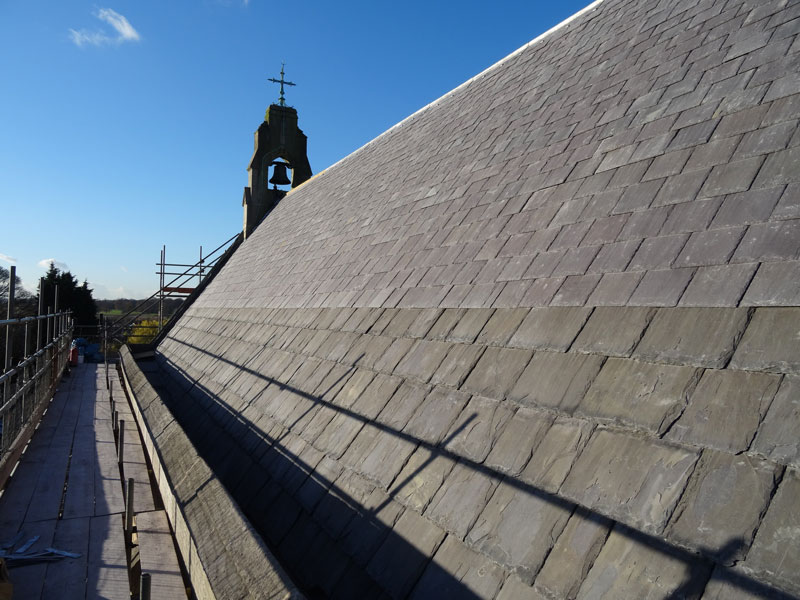 Church Roof Repairs