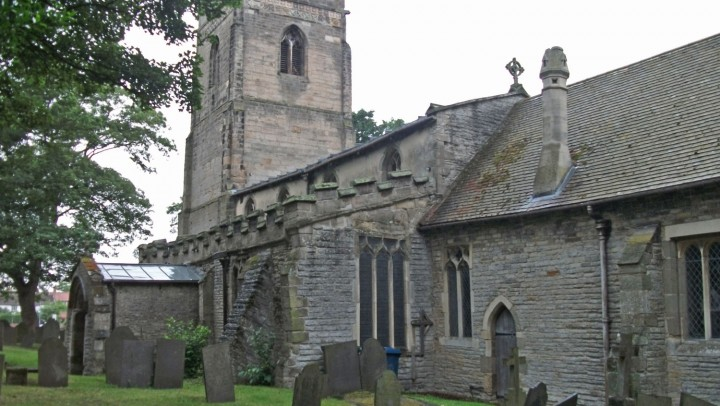 St-Giles-Church