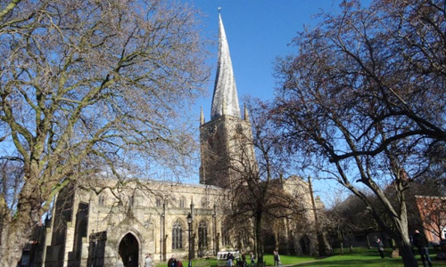 Architects in Nottinghamshire - Ecclesiastical Architecture