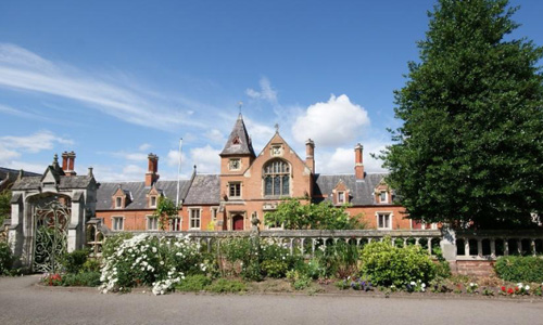 Aechitects in Nottinghamshire - Historic Buildings Architecture